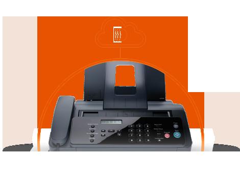 fax machine busy signal